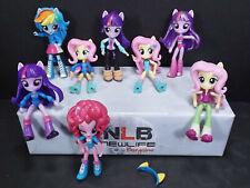 My Little Pony Equestria Girls Mini Dolls Lot of 8