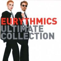 EURYTHMICS ultimate collection (CD, compilation, 2005) greatest hits, best of
