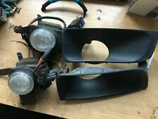 OEM HONDA PRELUDE BB1 BB4 5GEN 1997-01 JDM FOG LIGHTS KIT SET VERY RARE.