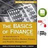 Frank J. Fabozzi: The Basics of Finance : An Introduction to Financial A1#
