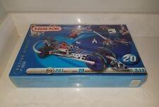 Erector Motorized Multi Model Set #6520 261 Pieces