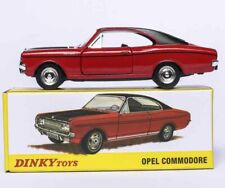 1/43 ATLAS DINKY TOYS 1420 OPEL COMMODORE ALLOY DIECAST CAR MODEL COLLECTION