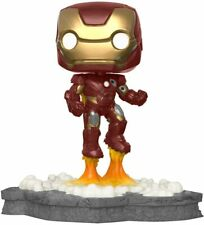 Funko 45610 Pop! Deluxe, Marvel: Avengers Assemble Series - Iron Man, Amazon 1