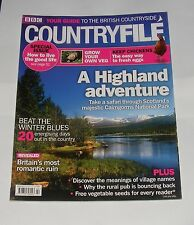 BBC COUNTRYFILE FEBRUARY 2011 - A HIGHLAND ADVENTURE/HOW TO LIVE THE GOOD LIFE