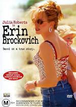Erin Brockovich (DVD, 2000)*R4*Terrific Condition*True Story*Julia Roberts