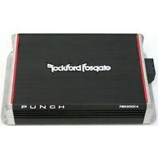 Amplificateurs Rockford Fosgate PUNCH PBR300x4