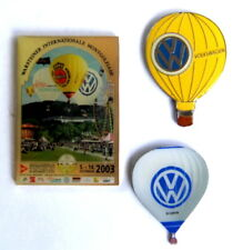 AUTO BALLON Pin / Pins - VW - VOLKSWAGEN / 3 Pins !!!!!!!!!! [3629]