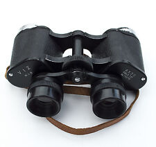 Vintage VIZ M.I.G 6x30 WWII military binoculars. 7.5 degree wide field of view