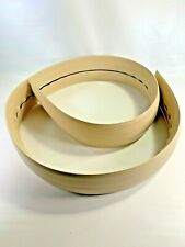 Floor Cord Covers Low Profile Rubber Duct 5FT Beige