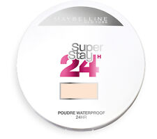 Maybelline Superstay24h Pressed Powder 010 Ivory 9g Compact Mirror