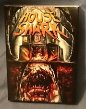 House Shark Jaws In A House B-Movie Bmovie Limited Edition Rare Dvd