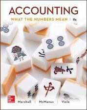 Accounting : What the numbers Mean 11e by Marshall and Wayne William Mcmanus