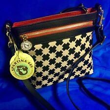 SPARTINA 449 Boutique ELLIS SQUARE HIPSTER CROSSBODY Purse Bag NWT $89