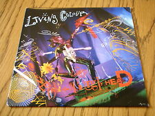 """LIVING COLOUR - LOVE REARS ITS UGLY HEAD   7"""" VINYL PS"""