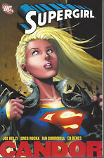 Supergirl Candor  SC TPB  NEW  OOP  20% OFF