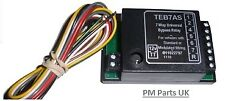Universal 7 way bypass relay electrics TEB7AS Towing electrics Tow Bar Electrics