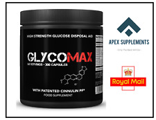 Strom Sports Nutrition GlycoMAX Glucose Disposal Aid (GDA) 60 Servings 300 Caps