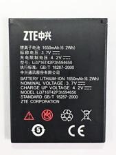 Original Battery Li3716T42P3h594650 For ZTE U970 U930 V889M U817 U795 1600mAh