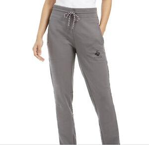 Columbia Women's Lodge Jogger Pants - XL - City Grey Heather