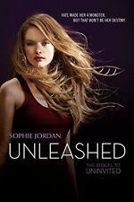 Unleashed (Uninvited) by Sophie Jordan