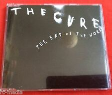 THE CURE - Maybe Someday - UK 1 Track Promo CD with Custom inlay / Compact Disc