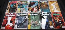 BATMAN COMIC SET/LOT 24PC