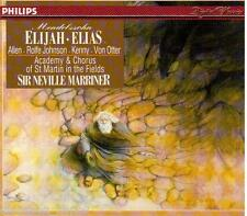Mendelssohn: Elias / Marriner, Kenny, Dawson, Von Otter - CD Philips