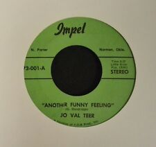 LISTEN MP3 OBSCURE COUNTRY Jo Val Teer Impel 001 Another Funny Feeling