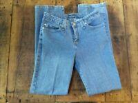 French Dressing Jeanswear Paris Blue Jeans Labeled Sz 8,Fits Like Sz 6
