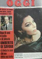 OGGI N.48 1965 AVA GARDNER