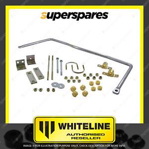 Whiteline Rear Sway bar for HOLDEN H Series HQ HJ HX HZ WB 7/1971-7/1985