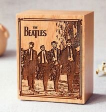 BEECH RECTANGLE  MUSIC BOX :  YESTERDAY @ BEATLES
