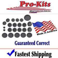 Mopar 70 71 72 73 74 Duster Demon Dart Scamp Valiant Body Plug Kit New