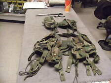 US Military Tactical Load Bearing Vest( Enhanced) in Woodland Camo