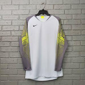 $80 Mens Nike Guardian II Goalkeeper Long Sleeve Soccer Jersey L AR9769-043