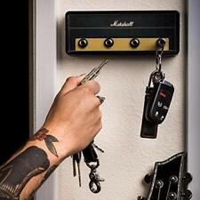 Marshall JCM800 Jack Rack Gitar Schlüsselanhänger Schlüsselbrett mit 4 Anhängern