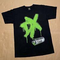 Retro Men's WWE DX Reunion Tour T-Shirt from 2006 Triple H Shawn Michaels Size M