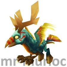 Hippogryphenjunges ✯ Hippogryph Hatchling ✯ WoW TCG Pet ✯ Loot Item Haustier