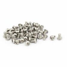 M3x5mm Stainless Steel Button Head Torx Five-Lobe Tamper Screw T10 Drive 50pcs