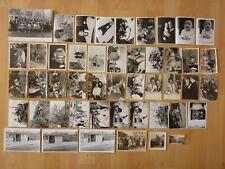 Konvolut Sammlung 47 x altes Foto alte Fotos Menschen Personen DDR Ausflug Feier