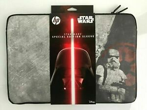Brand New HP P3S09AA Star Wars Special Edition 15.6-inch funda para laptop