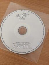 ALISON MOYET - CHANGELING - REMIXES, 6 TRACK RARE CD PROMO