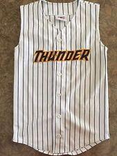 Trenton Thunder Youth Large -Teamwork Apparel Jersey Stitched -New York Yankees