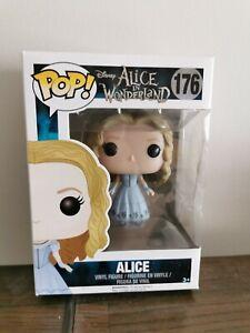 Alice In Wonderland # 176 Disney Rare Funko Pop Vinyl Figure Free Postage