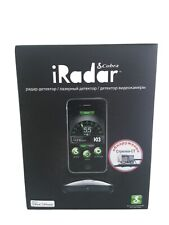 """Cobra iRadar Irad 135 Laser Radar Safety Camera Detector - Android - """"Russian�"""