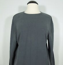 MURANO Gray Lightweight Long Sleeves Top Men's size M