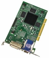 MATROX G450 PCI G45FMDVP32DSF F7003-0301 Rev A Graphic Card 32MB New