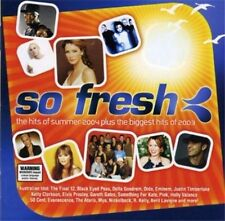 So Fresh The Hits Of Summer 2004 Biggest 2003 2 CD Eminem INXS Avril Lavigne