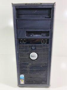 Dell Optiplex GX520 PC Tower w/ Intel Pentium 4  3.00GHz 1GB RAM 40GB HDD