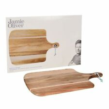 Jamie Oliver Servierbrett 44 X 29cm Holz Käsebrett Schneidebrett